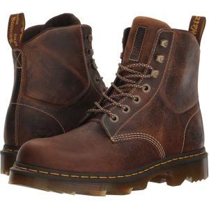 ドクターマーチン Dr. Martens Work メンズ ブーツ シューズ・靴 Crofton Lightweight Heritage Tan Greenland|fermart2-store