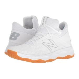 ニューバランス New Balance メンズ シューズ・靴 ラクロス FREEZBv2 Lacrosse White/Grey fermart2-store