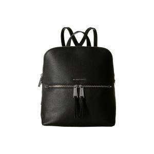 マイケル コース MICHAEL Michael Kors レディース バックパック・リュック バッグ Rhea Zip Medium Slim Backpack Black|fermart2-store