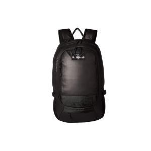 ルーカ RVCA メンズ バックパック・リュック バッグ Radar Backpack Black fermart2-store