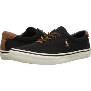 ラルフ ローレン Polo Ralph Lauren メンズ スニーカー シューズ・靴 Thorton Black|fermart2-store