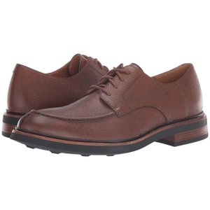 クラークス Clarks メンズ 革靴・ビジネスシューズ シューズ・靴 Whitman Lace Dark Tan Leather fermart2-store
