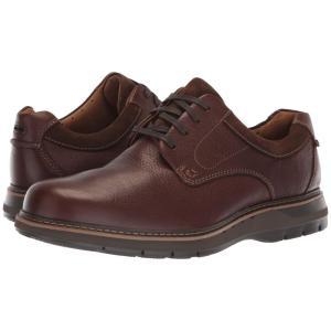 クラークス Clarks メンズ 革靴・ビジネスシューズ シューズ・靴 Un Ramble Lo Mahogany Leather fermart2-store