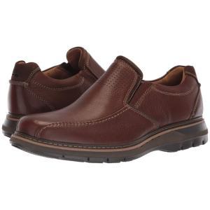 クラークス Clarks メンズ ローファー シューズ・靴 Un Ramble Step Mahogany Leather fermart2-store