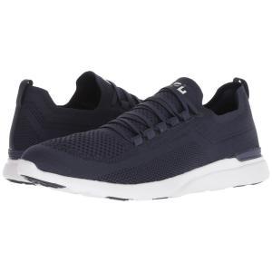 アスレチックプロパルションラブス Athletic Propulsion Labs (APL) メンズ シューズ・靴 ランニング・ウォーキング Techloom Breeze Midnight/White|fermart2-store