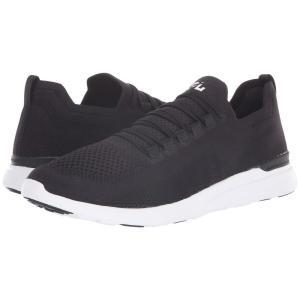アスレチックプロパルションラブス Athletic Propulsion Labs (APL) メンズ シューズ・靴 ランニング・ウォーキング Techloom Breeze Black/Black/White|fermart2-store