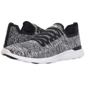 アスレチックプロパルションラブス Athletic Propulsion Labs (APL) メンズ シューズ・靴 ランニング・ウォーキング Techloom Breeze Black/White/Melange|fermart2-store