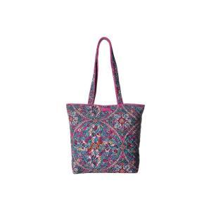 ヴェラ ブラッドリー Vera Bradley レディース トートバッグ バッグ Iconic Tote Bag Kaleidoscope|fermart2-store