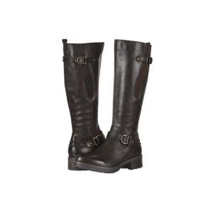 カルソーアースシューズ Earth レディース ブーツ シューズ・靴 Moraine Dark Brown Andes Waterproof|fermart2-store