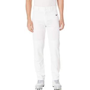 ナイキ Nike メンズ ボトムス・パンツ 野球 Core Baseball Pants White/Black|fermart2-store