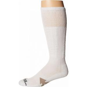 カーハート Carhartt メンズ ソックス ワークブーツ インナー・下着 force extremes cushioned over the calf work boot socks White|fermart2-store