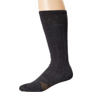 カーハート Carhartt メンズ ソックス ワークブーツ インナー・下着 force extremes cushioned over the calf work boot socks Charcoal|fermart2-store