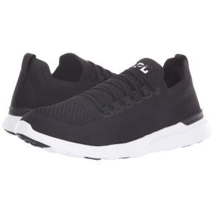 アスレチックプロパルションラブス Athletic Propulsion Labs (APL) レディース シューズ・靴 ランニング・ウォーキング Techloom Breeze Black/Black/White|fermart2-store