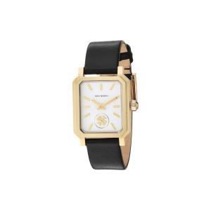 トリー バーチ Tory Burch レディース 腕時計 The Robinson - TBW1504 Black fermart2-store