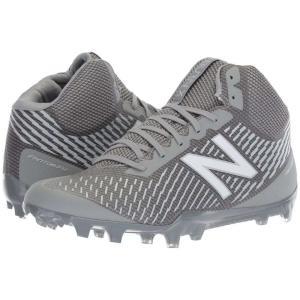 ニューバランス New Balance メンズ シューズ・靴 ラクロス BURNXM1 Grey/Grey fermart2-store