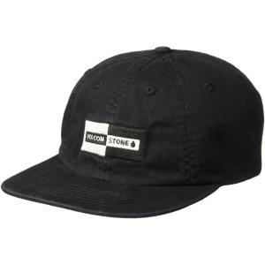 ボルコム メンズ キャップ 帽子 Same Difference Black|fermart2-store