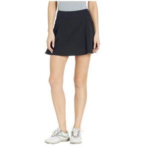 アンダーアーマー Under Armour Golf レディース ミニスカート スカート Links Skort Black/Black/Black|fermart2-store