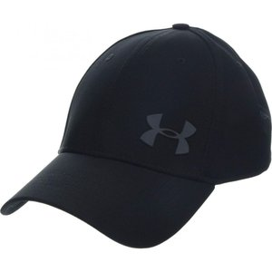アンダーアーマー Under Armour メンズ キャップ 帽子 Headline 3.0 Cap Black/Black/Pitch Gray|fermart2-store