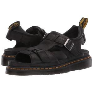 ドクターマーチン Dr. Martens レディース サンダル・ミュール シューズ・靴 Hayden Black|fermart2-store