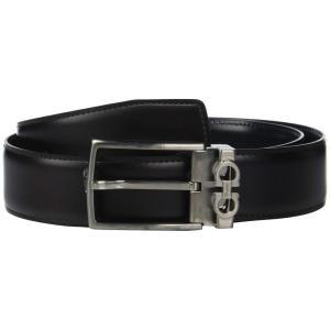 サルヴァトーレ フェラガモ Salvatore Ferragamo メンズ ベルト Adjustable/Reversible Belt - 67A037 Africa fermart2-store