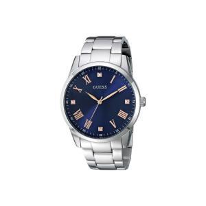 ゲス GUESS メンズ 腕時計 U1194G2 Blue fermart2-store
