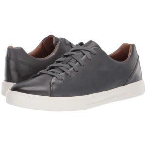 クラークス Clarks メンズ スニーカー シューズ・靴 Un Costa Lace Slate Blue Leather|fermart2-store