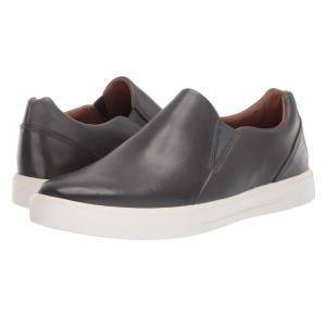 クラークス Clarks メンズ スニーカー シューズ・靴 Un Costa Step Slate Blue Leather|fermart2-store