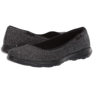 スケッチャーズ SKECHERS Performance レディース スニーカー シューズ・靴 Go Walk Lite - 16359 Black|fermart2-store