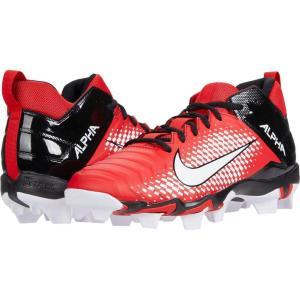 ナイキ Nike メンズ 野球 シューズ・靴 Alpha Menace 2 Shark University Red/White/Black|fermart2-store