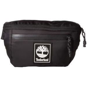 ティンバーランド Timberland メンズ ボディバッグ・ウエストポーチ バッグ Recover Waistpack Black|fermart2-store