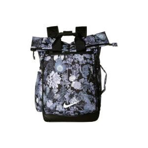 ナイキ Nike レディース バックパック・リュック バッグ Sport Printed Golf Backpack Anthracite/Black/White|fermart2-store