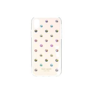 ケイト スペード Kate Spade New York レディース iPhoneケース Ombre Lia Dot Phone Case for iPhone XR Multi|fermart2-store