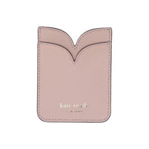 ケイト スペード Kate Spade New York レディース カードケース・名刺入れ Sylvia Double Sticker Pocket Pale Vellum|fermart2-store