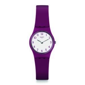 スウォッチ Swatch レディース 腕時計 Redbelle - LR130 Red|fermart2-store