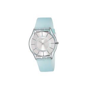 スウォッチ Swatch レディース 腕時計 Summer Breeze - SFK397 Blue|fermart2-store