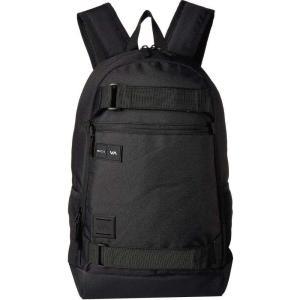 ルーカ RVCA メンズ バックパック・リュック バッグ Curb Backpack Black fermart2-store