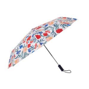 ケイト スペード Kate Spade New York レディース 傘 Blossom Travel Umbrella Multi|fermart2-store