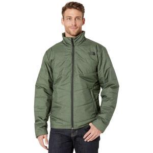 ザ ノースフェイス The North Face メンズ ダウン・中綿ジャケット アウター Junction Insulated Jacket New Taupe Green Heather|fermart2-store