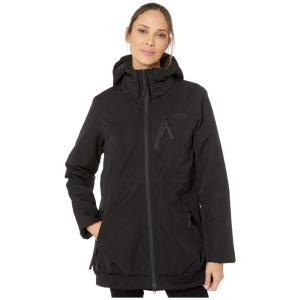 ザ ノースフェイス The North Face レディース ダウン・中綿ジャケット アウター millenia insulated jacket TNF Black|fermart2-store