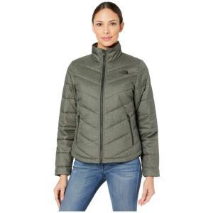 ザ ノースフェイス The North Face レディース ダウン・中綿ジャケット アウター junction jacket New Taupe Green Heather|fermart2-store
