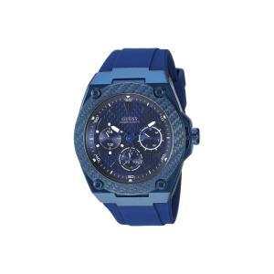 ゲス GUESS メンズ 腕時計 U1049G7 Blue/Blue fermart2-store