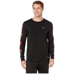 プーマ PUMA メンズ 長袖Tシャツ トップス Puma X Bradley Theodore Long Sleeve Tee PUMA Black|fermart2-store