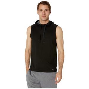 ジョッキー Jockey Active メンズ パーカー トップス Soft Terry Training Hoodie Black|fermart2-store
