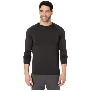 ジョッキー Jockey Active メンズ トップス Long Sleeve Sport Top Black|fermart2-store