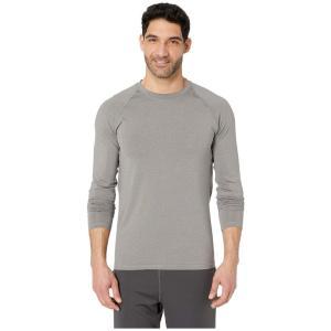 ジョッキー Jockey Active メンズ トップス Long Sleeve Sport Top Castlerock|fermart2-store