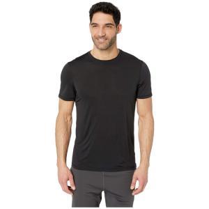 ジョッキー Jockey Active メンズ Tシャツ トップス Short Sleeve Core Tee Black|fermart2-store