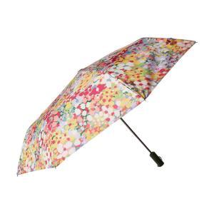 ケイト スペード Kate Spade New York レディース 傘 Floral Dot Travel Umbrella Multi|fermart2-store