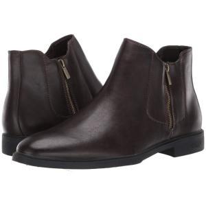 ゲス GUESS メンズ ブーツ シューズ・靴 cillian Dark Brown|fermart2-store