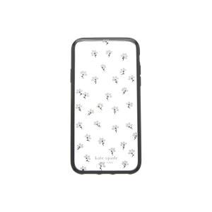ケイト スペード Kate Spade New York レディース iPhoneケース Jeweled Daisies Phone Case For iPhone XR Clear Multi|fermart2-store