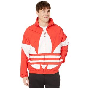 アディダス adidas Originals メンズ ジャージ アウター Big Trefoil Track Top Lush Red|fermart2-store